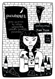 Punk Pizza 1 Year Anniversary