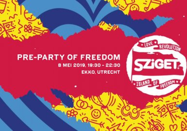 Sziget: The Pre-Party of Freedom