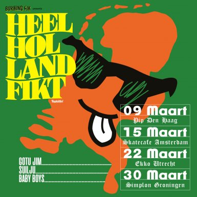 Heel Holland Fikt